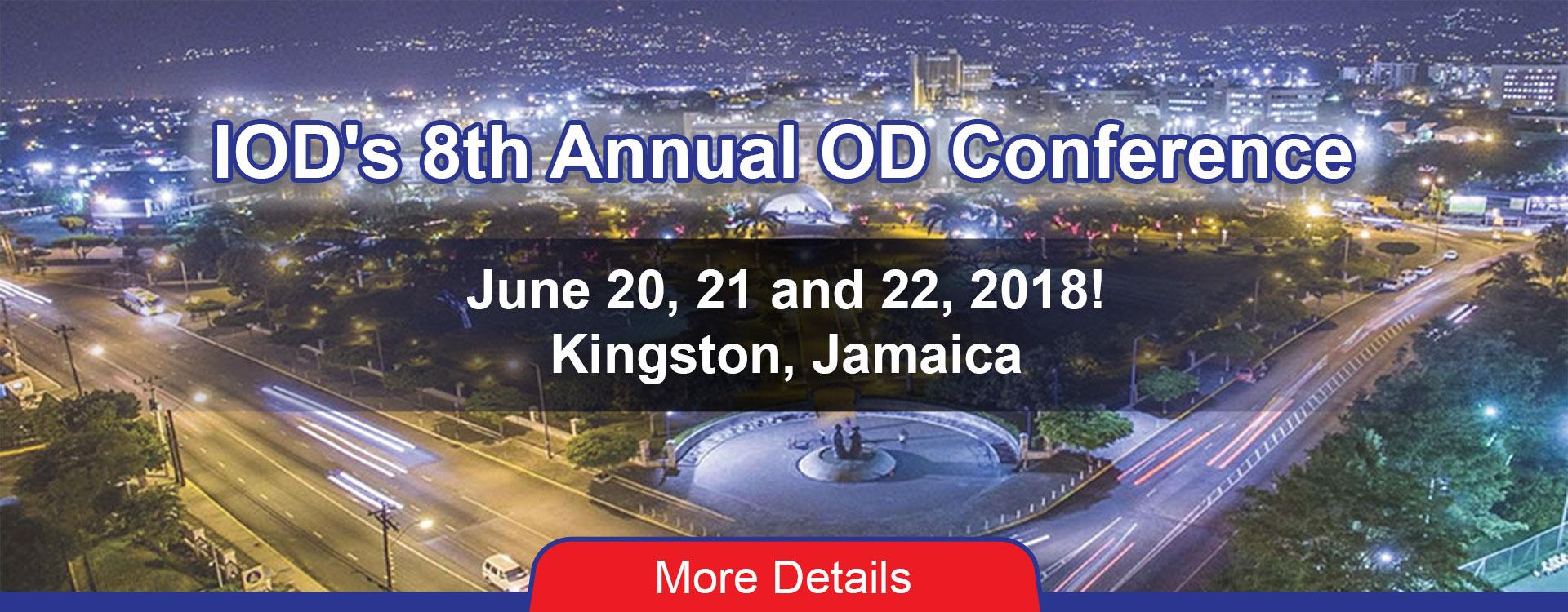 IOD's 8th Annual Conference 2018