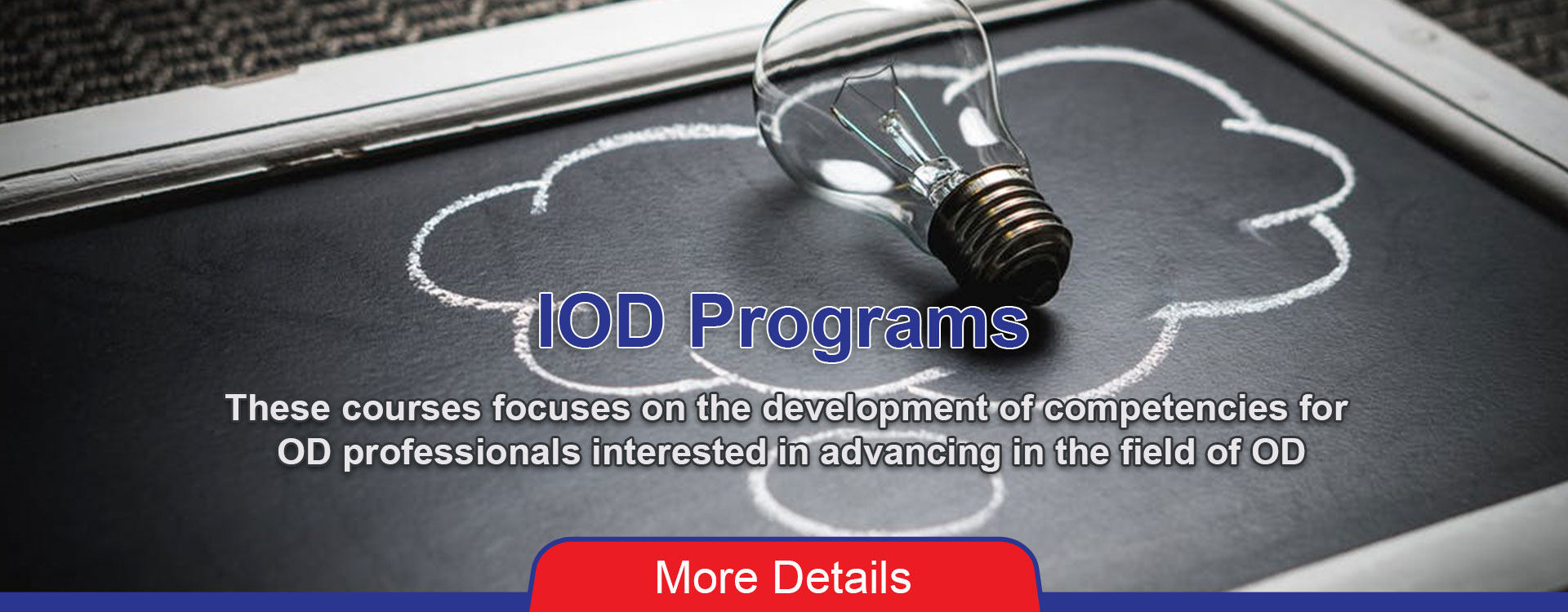 IOD Available Programs